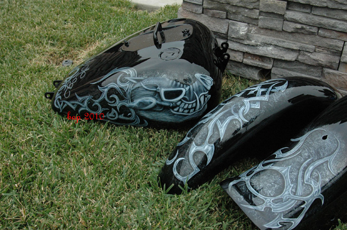 Motorcycle Custom Paint Prices